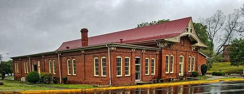 Storehouse- State Lunatic Asylum- Milledgeville GA