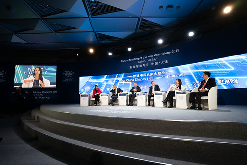 How China Shapes the Future of Finance