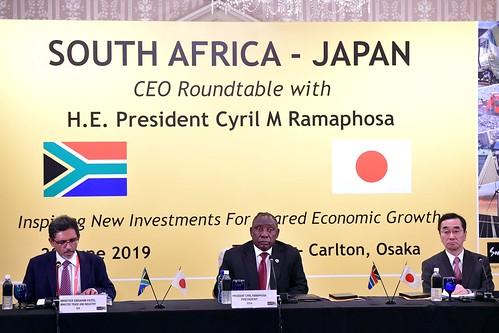 2019 G20 Leaders' Summit in Japan, 28 to 29 June 2019
