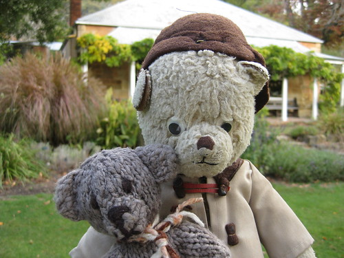 Paddington and Scout and the Cottage of St Erth