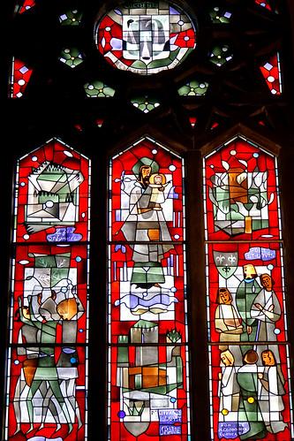 DSC00645 - Saint Joseph's Oratory Window