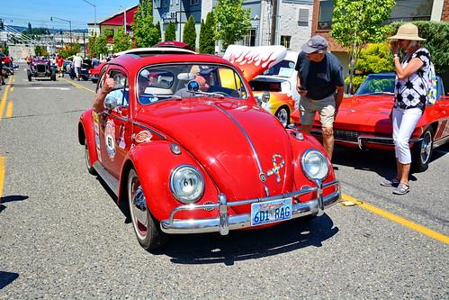1961 VW Ragtop Beetle - Bob Marak and Bruce Bernbaum