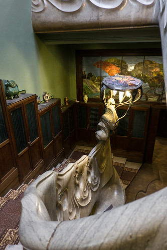Museum-apartment of A. M. Gorky. Moscow, Russia.