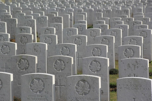 Not Forgoten, Adanac Military Cemetery, WW1 France.