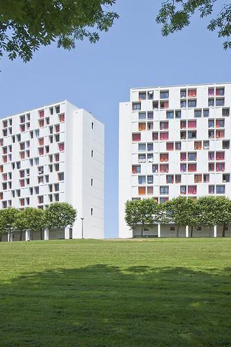 Bayonne, résidence  Breuer