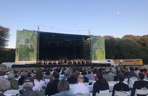 Jaap van Zweden and the New York Philharmonic