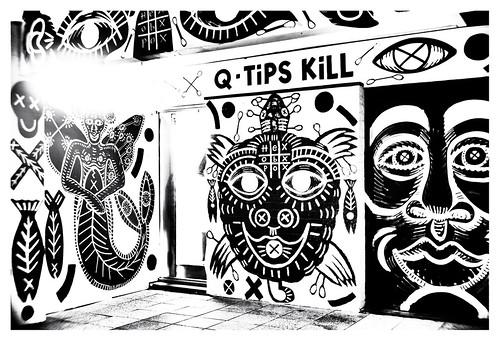 Q-tips kill