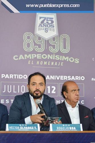 MVF_2464 [PARTIDO INTERNACIONAL] Celebración 75 Aniversario | Club Puebla vs Real Betis Balompié | 28 de julio 12:00 horas | Estadio Cuauhtémoc | Fotografías Mara González / Manuel Vela / Axel Petlacalco / Edición y retoque www.pueblaexpres.com