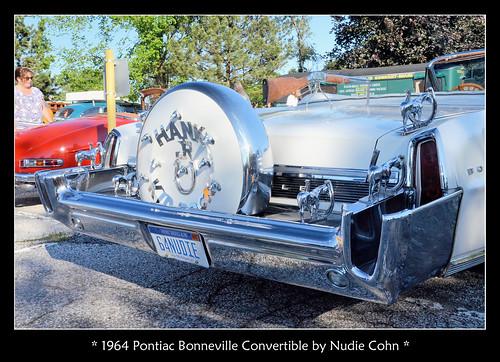 Kid Rock's 1964 Pontiac Bonneville Convertible