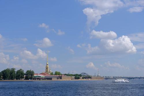 XE3F1499 - Río Nevá (San Petersburgo) - Neva River (Saint Petersburg) - Pека Нева́ (Санкт-Петербург)