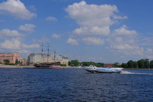 XE3F1496 - Río Nevá (San Petersburgo) - Neva River (Saint Petersburg) - Pека Нева́ (Санкт-Петербург)