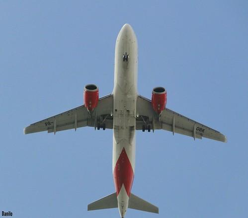 PR-OBK / Airbus A320-251N / Avianca Brasil / SBRF Airport