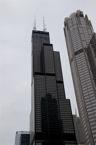 Willis Tower and 311 South Wacker