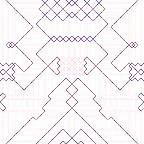 Demoness - Crease Pattern