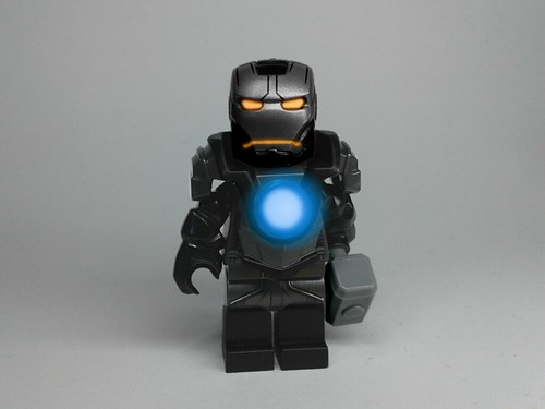 Pip-Verse Iron Man: Mark 38 -