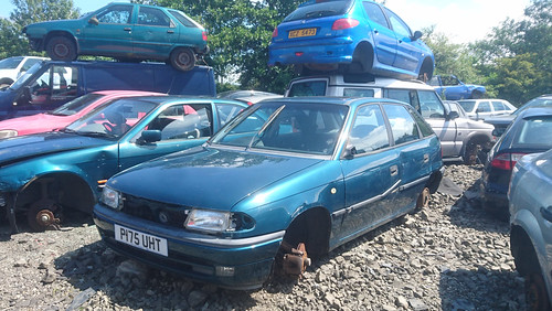 1997 Vauxhall Astra 1.6 Duo