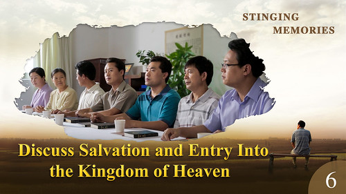 What Must I Do to Be Saved and Enter God's Kingdom?