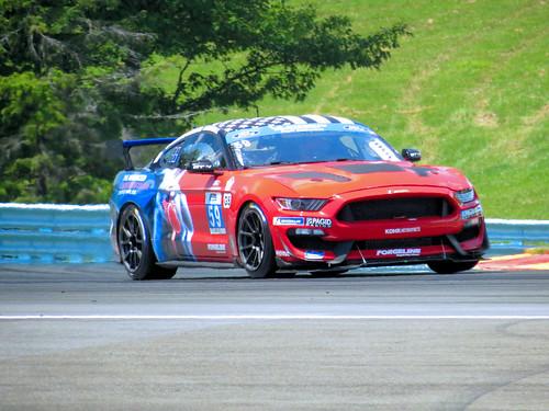 2019 IMSA Michelin Pilot Challenge - Tioga Downs 240