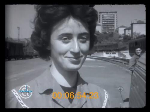 l'intervention humanitaire du comité de vigilance et d'action pour la protection de l'enfance malheureuse, au bidonville du Champ de mars@(Méons) à Saint-Étienne à la fin 1950