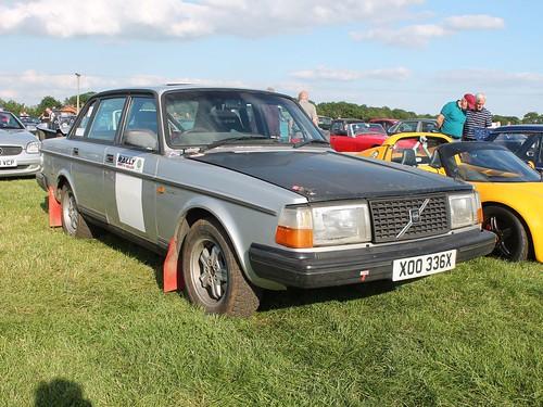 XOO 336X - 1981 Volvo 244 GLT