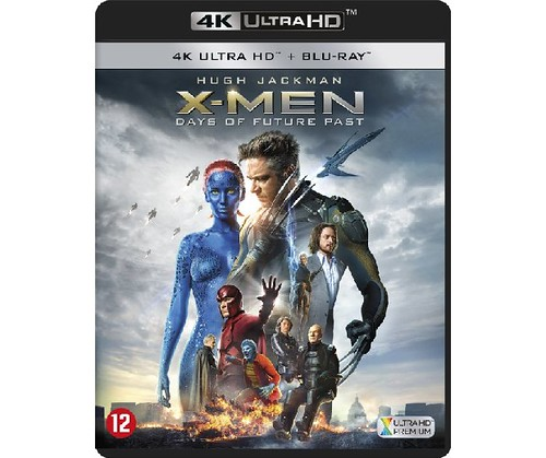 XMen Days Of Future Past 4K Ultra HD Bluray