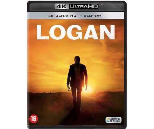 Logan  The Wolverine 4K Ultra HD Bluray