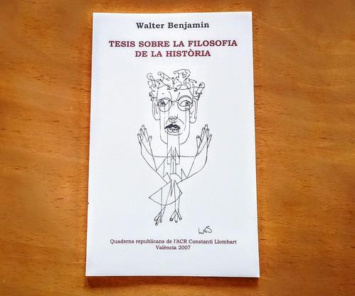 Tesis sobre la filosofía de la historia - Walter Benjamin