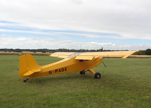 G-PADE Rayne Hall Farm 06 July 2019