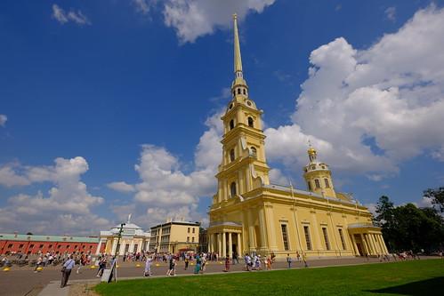 XE3F8245 - Catedral de San Pedro y San Pablo (San Pertersburgo) - Peter and Paul Cathedral (Saint Petersburg) - Петропавловский собор (Санкт-Петербург)