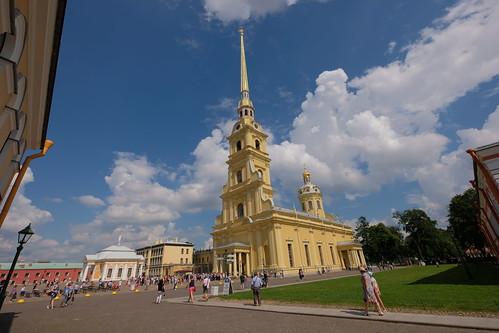 XE3F1527 - Catedral de San Pedro y San Pablo (San Pertersburgo) - Peter and Paul Cathedral (Saint Petersburg) - Петропавловский собор (Санкт-Петербург)