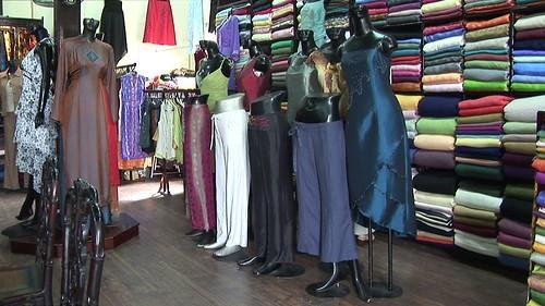 Vietnam - Hoi An - Silk Fashion Shop - 28