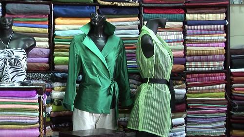 Vietnam - Hoi An - Silk Fashion Shop - 27