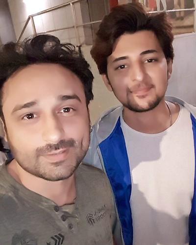 ZERO Time with my Bro Darshan.  Twitter.com/JaeyGajeraIndia #DarshanRaval #JaeyGajera @darshanravaldz #ShahrukhKhan #KatrinaKaif #AnushkaSharma #Zero #Bollywood