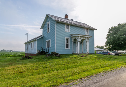 McKillip–Murphy House — Amanda Township, Fairfield County, Ohio