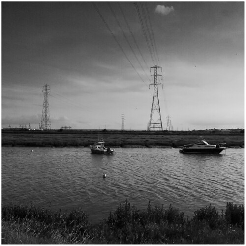 Power Lines to Canvey
