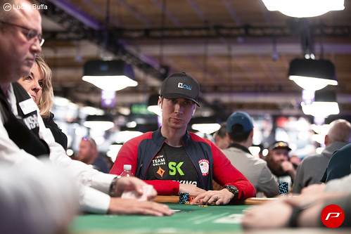WSOP MAIN EVENT 2019 DAY 2 C - Jeff Gross