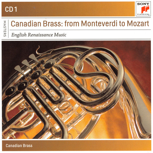 Titel_Canadian Brass_English Renaissance Music_F