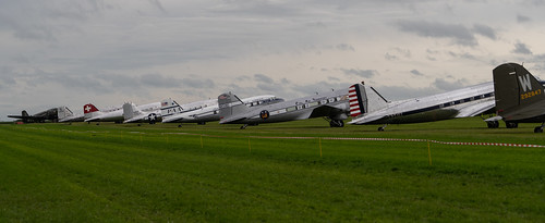 The largest gathering of C-47 for over 75 years
