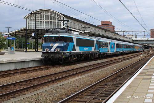Railpromo in Amersfoort, 07-07-2019