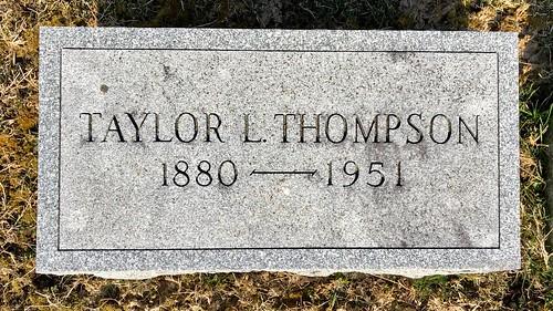 Thompson, Taylor L.