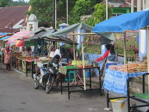 Banda Neira Vendors