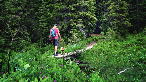 190704 Blue Lake Hike