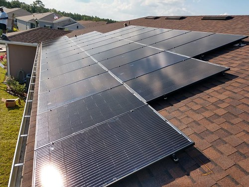 Another solar Installation for Our Client – Solar Tech Elec
