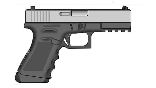 Modified Vanilla Glock