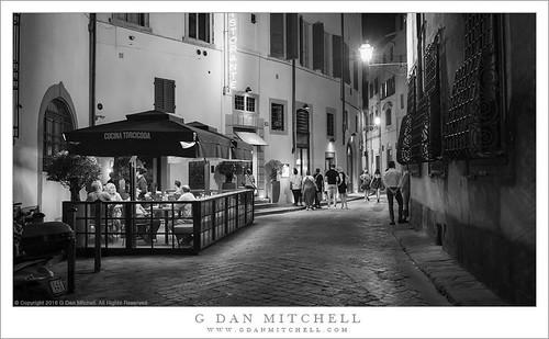 Summer Evening, Florence