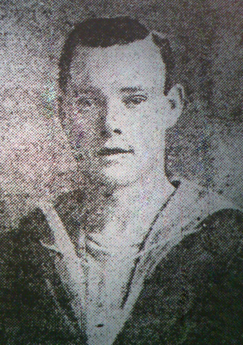 Able Seaman Robert Winn from the ill-fated Cressy, 1914