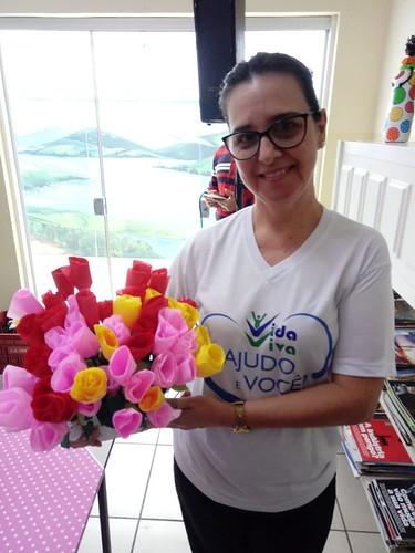 Apresentação da cantora Gabriela Almeida - Mês das Mães 09-05-19  (7)