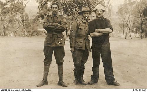 P09435: 1549 Private (Pte) William Roy Guest, 11th Battalion & 1st Australian Pioneer Battalion