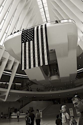 6th of July, the Oculus WTC