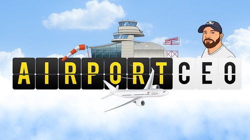 Airport CEO | LIVE STREAM | #02 | TheNoob Official